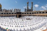 Arab Saudi Umumkan Kuota Umrah Harian Selama Ramadhan