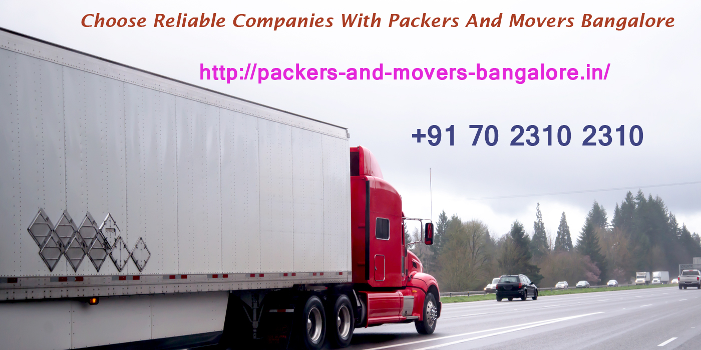 Packers And Movers Bangalore | 100% Safe And Trusted Shifting Services - cover