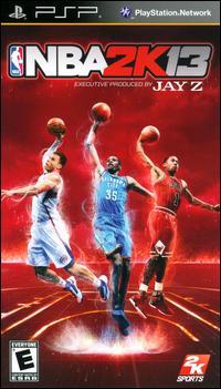 Descargar el NBA 2K13 para psp 1 link en español mega.
