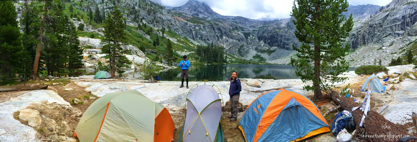 That evening we were blessed with clear skies. And with the generosity of other c&ers with their information we were able to observe the International ... & Hike. Eat. Camp. Repeat.: High Sierra Trail Part 2 - Buck Creek ...
