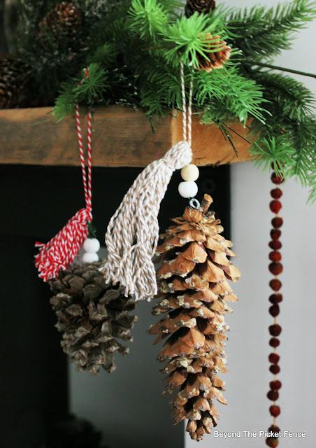 Natural Boho Christmas DIY Ideas