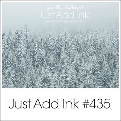 Jo's Stamping Spot - Just Add Ink Challenge #435