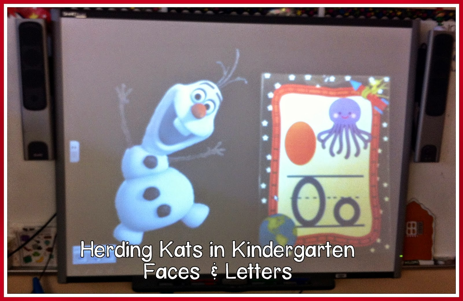 Herding Kats In Kindergarten A Fun Activity For Learning Letters Sounds