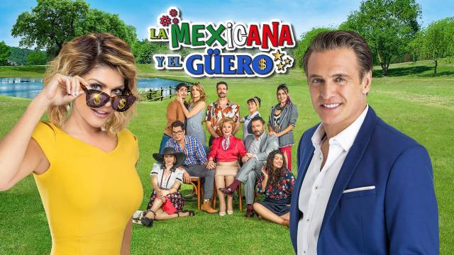 La Mexicana y el Güero Capitulo 58 Completo