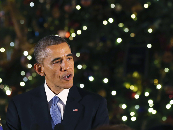 Obama avoids criticizing Trump in First Major Appearance since leaving Office