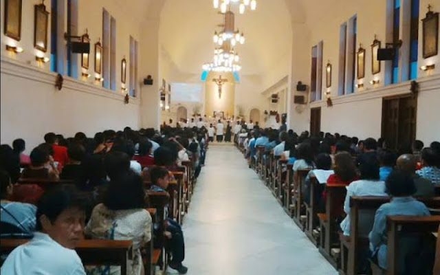 Sepi Pemberitaan, Dari 9 Klaster Covid-19 Tempat Ibadah di Jakarta, Kasus Terbanyak Asrama Pendeta