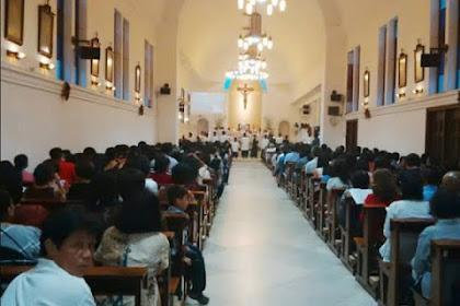 9 Klaster Covid-19 Tempat Ibadah di Jakarta, Kasus Terbanyak Asrama Pendeta