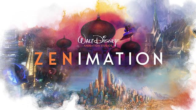 ZENIMATION PREMIERES ON DISNEY+, Walt Disney Animation Studios