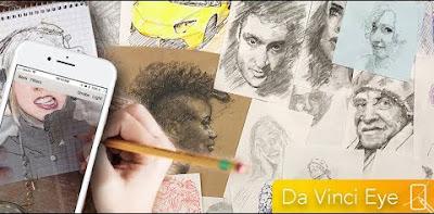 تحميل برنامج تعلم الرسم Da Vinci Eye للأندرويد مدفوع مهكر آخر إصدار