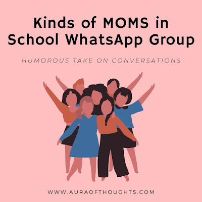 WhatsApp School Group - MeenalSonal