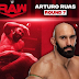 WWE Draft torna Arturo Ruas superstar do Monday Night RAW