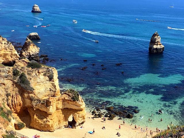 Las playas más bonitas de Lagos, Algarve