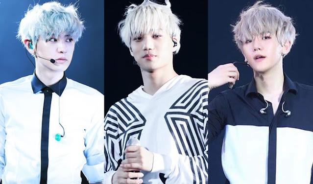 Beyaz Saçlarıyla Nefes Kesen 7 Erkek İdol