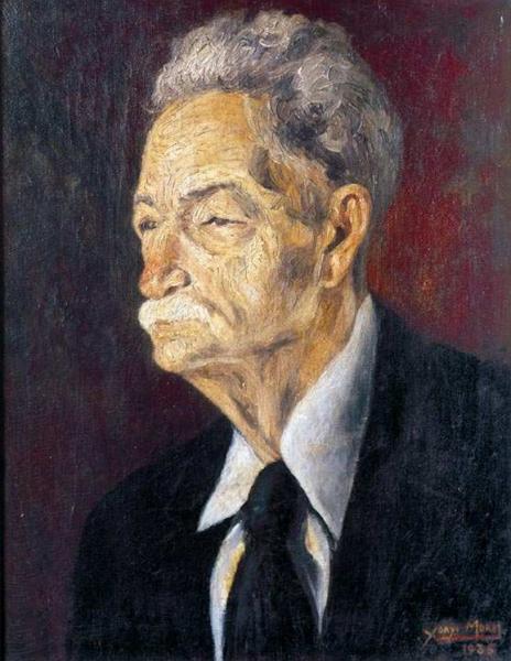 Retrato de Don José María Cabral