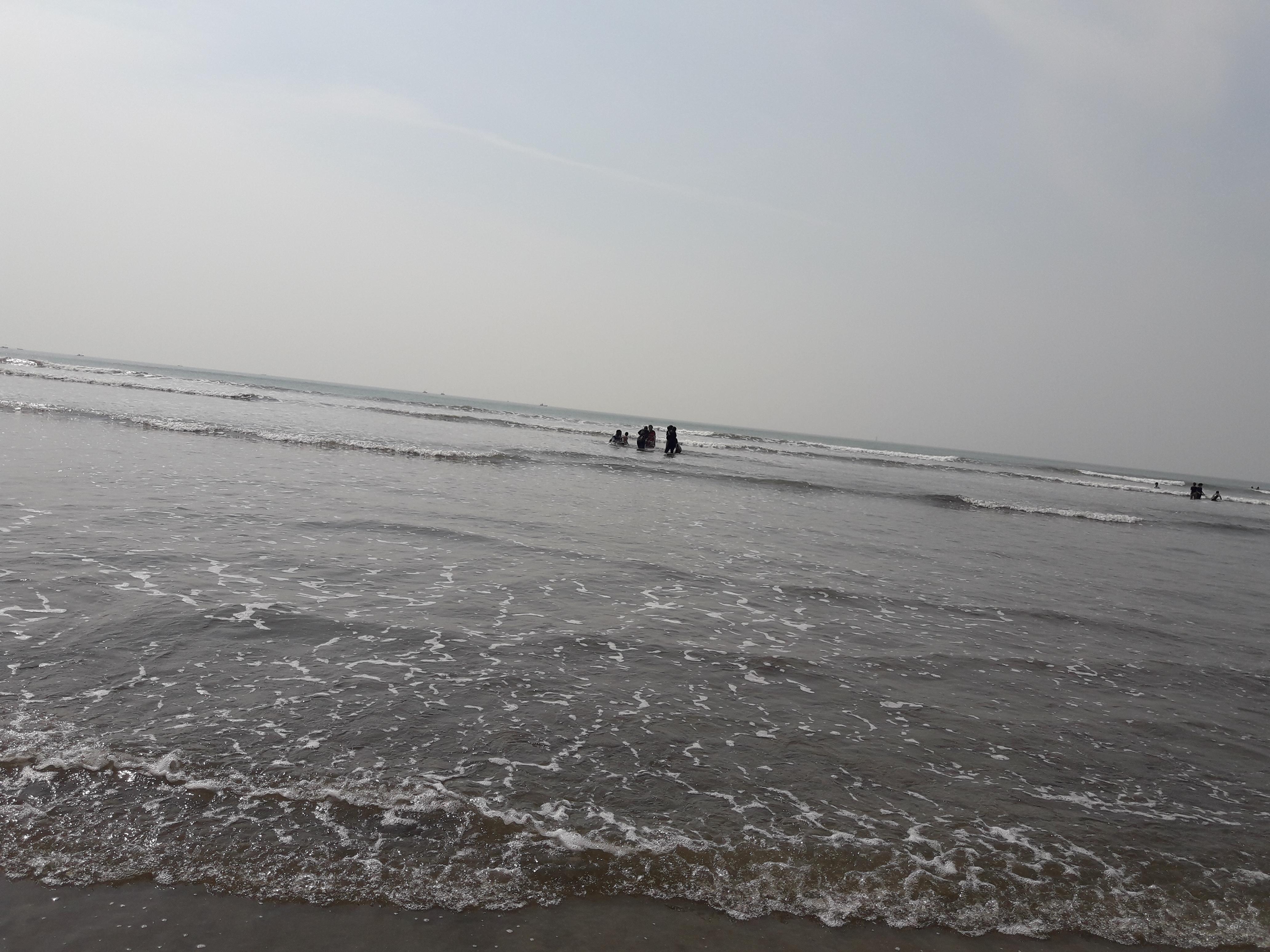 A Day Trip to Nagaon Beach