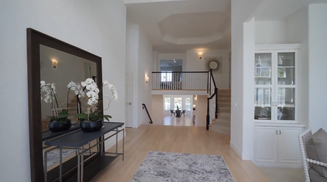 33 Interior Design Photos vs. 1332 Pebble Dr, San Carlos, CA Luxury Home Tour
