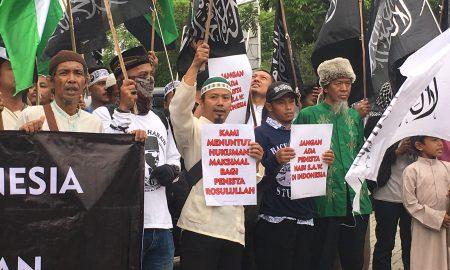 Demo Bela Nabi di Bekasi, Nama Sukmawati dan Gus Muwafiq Disindir