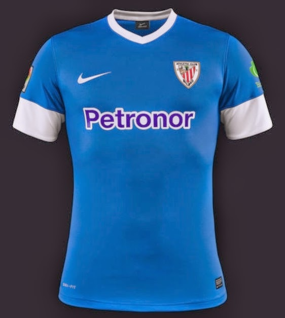8b2b2292fc971 magliecalcioapocoprezzo  Nuovi kit Athletic Bilbao 13-14 - Nike ...