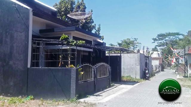 Rumah dalam Ringroad di Maguwoharjo