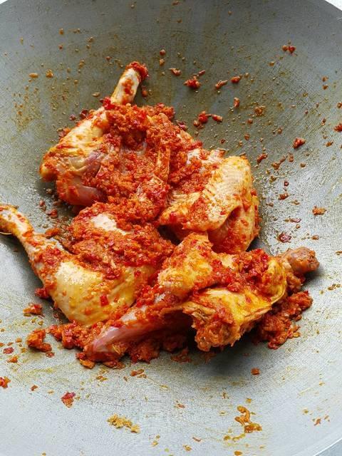 ayam: Resep Ayam Bakar Taliwang Xanderskitchen