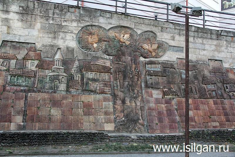 Город Сигнахи (Сигнаги)