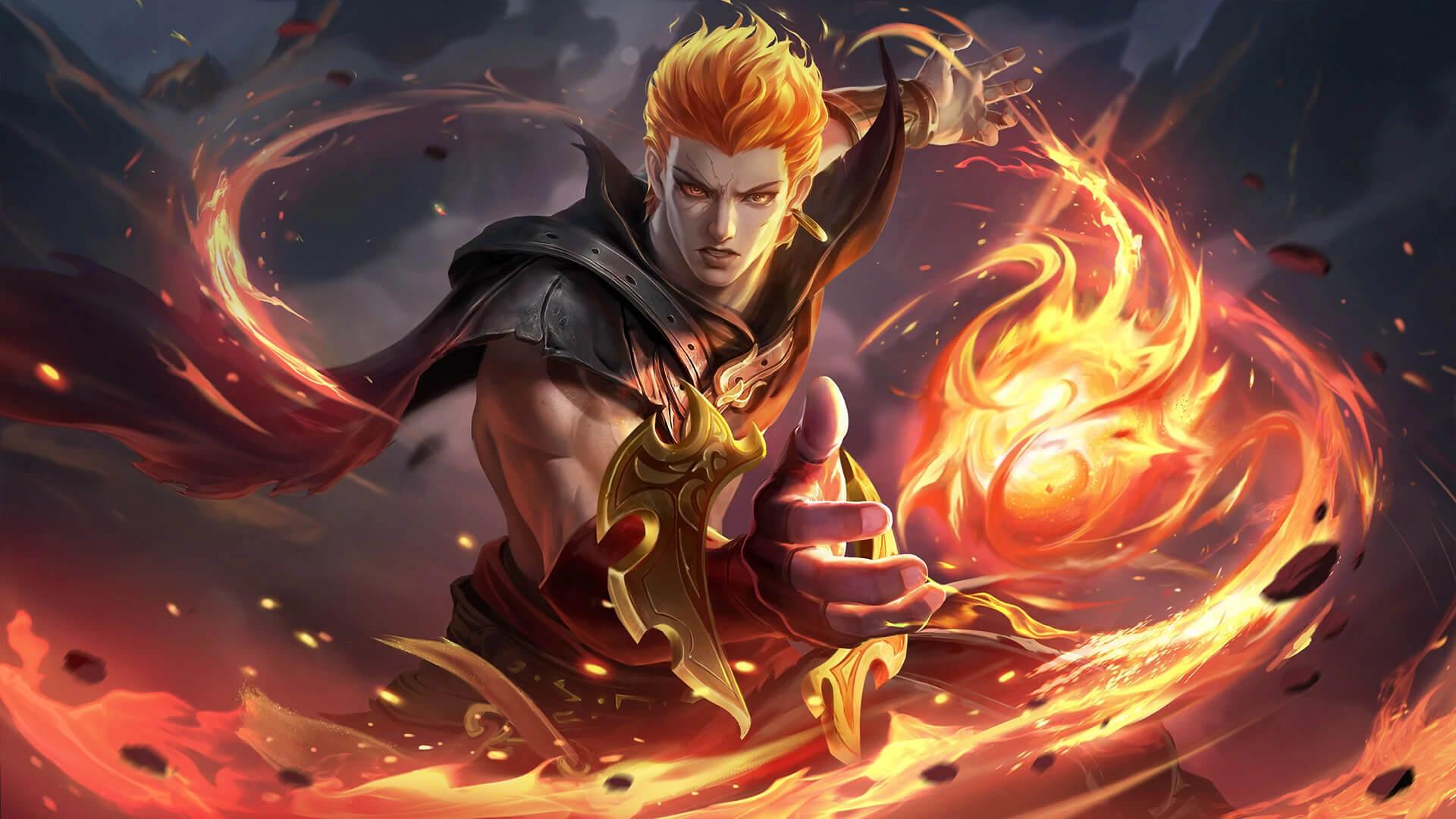 Hero Valir - Mobile Legends