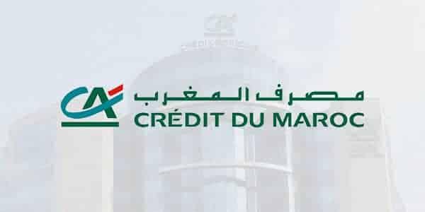 credit-du-maroc-recrute-20-profils- maroc alwadifa