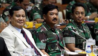 Panglima TNI Diminta Tidak Berlebihan pada Prajurit yang Simpati ke HRS