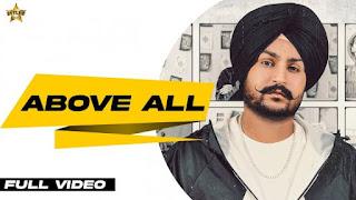 Above All Lyrics Love Randhawa