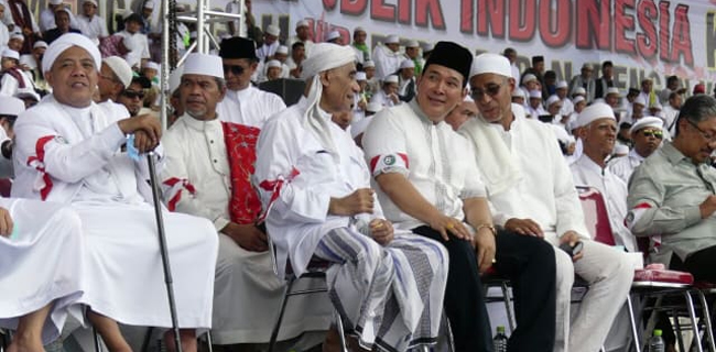 Tommy Soeharto: Milad FPI Modal Utama Wujudkan Indonesia Lebih Baik