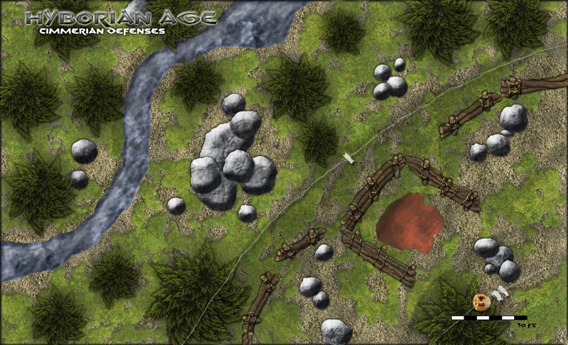 Hyborian Adventures for D&D 5e