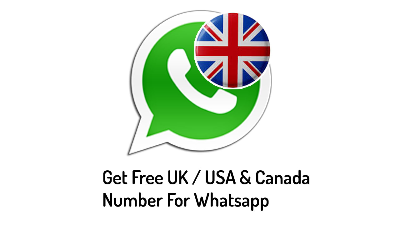 Get Free US/Uk Number for Whatsapp, Whatsapp Number Banned