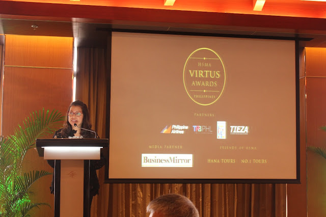 Virtus Awards 2015 Philippines