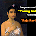 Raja Ravi Verma Paintings of Young Women