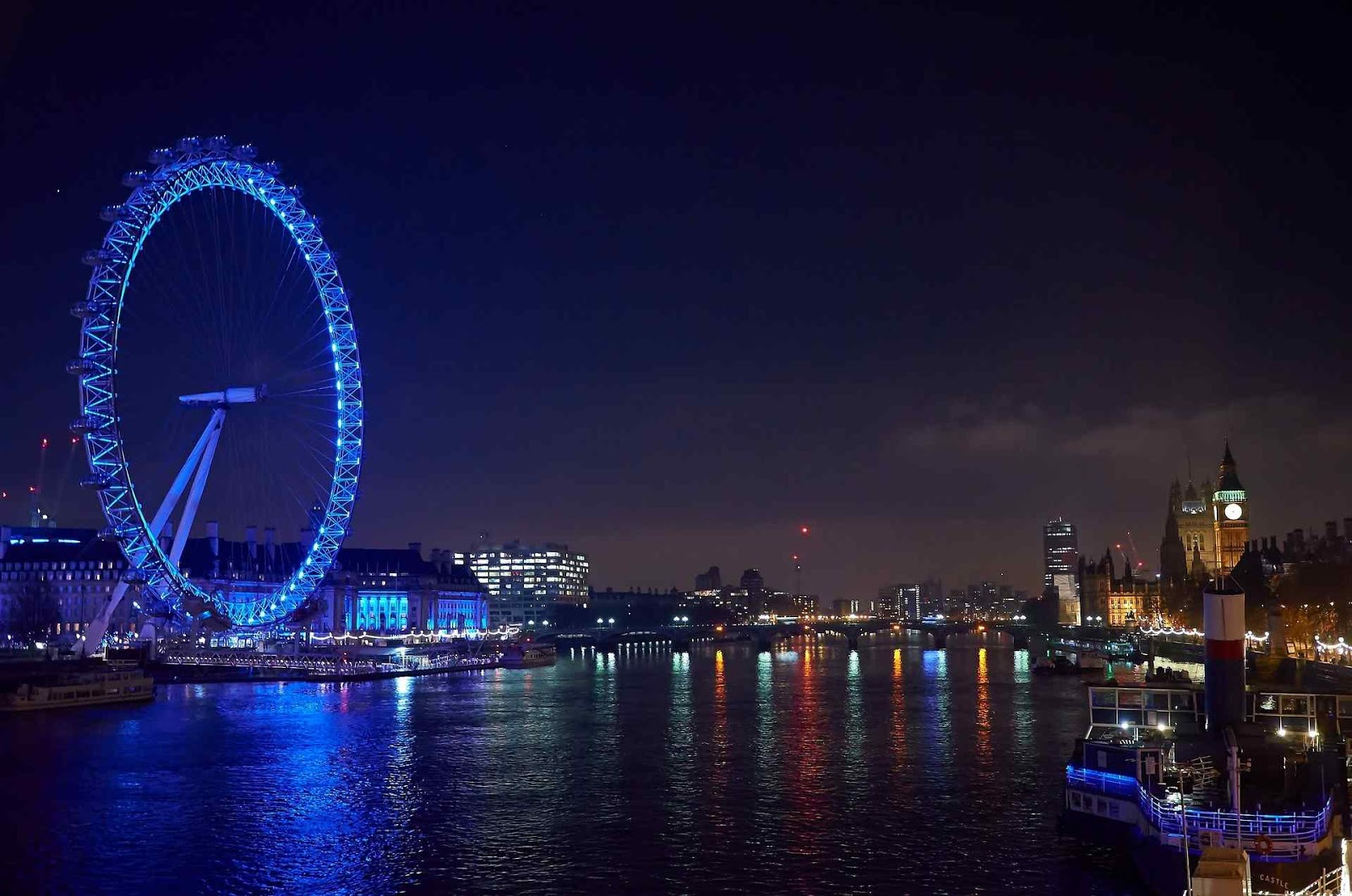 Best Things You Can't-Miss To Do In London - London Eye