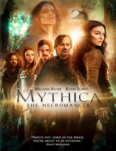 Ver Mythica: The Necromancer (2015) Online