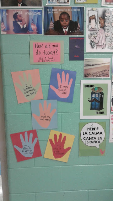 High five hands self assessment