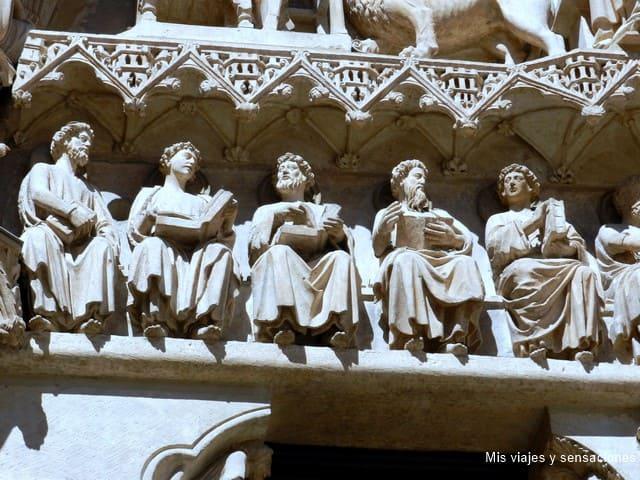 Puerta del Sarmental, Catedral de Burgos