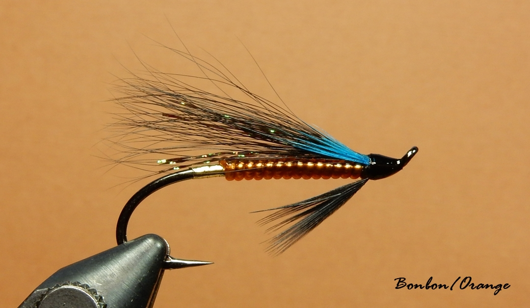 Flytying: New and Old: Hairwing Atlantic Salmon Flies