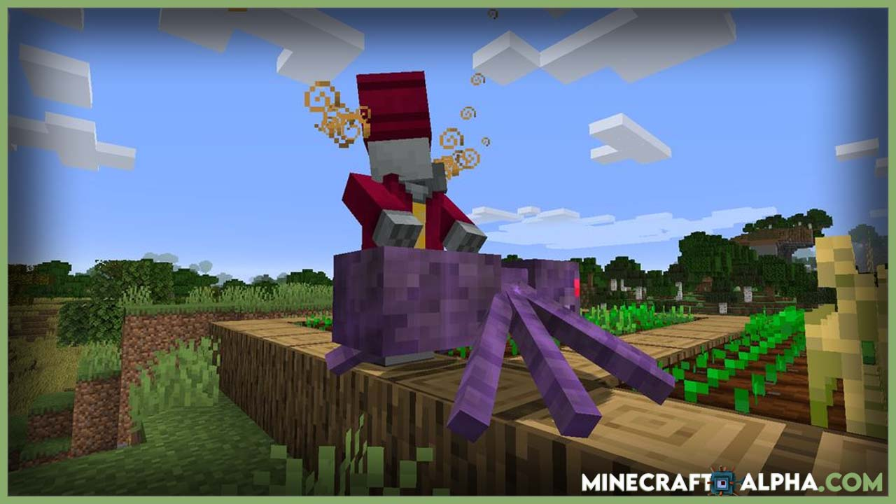 Minecraft Enchant with Mobs Mod 1.17.1(Minecraft Dungeons' Contents)