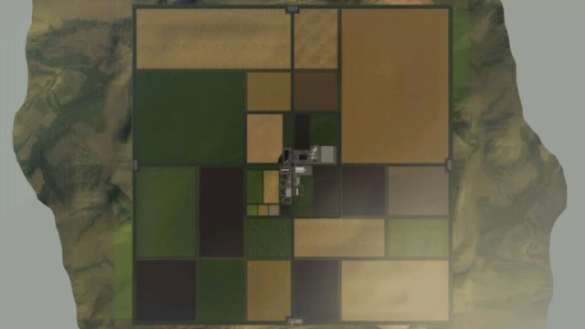 FS19 Big Fields Farm v1.0.1