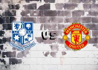 Tranmere Rovers vs Manchester United  Resumen y Partido Completo