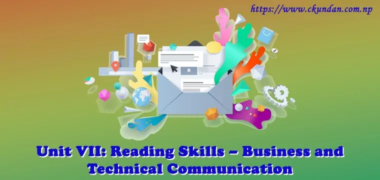 Reading Skills – Business and Technical Communication