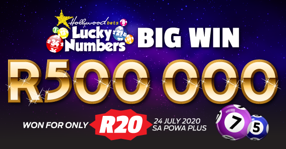 Lucky Number big win