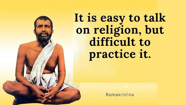 sri ramakrishna jayanti quotes,Ramkrishna paramhans quotes in English,Ramakrishna paramahamsa quotes in English,