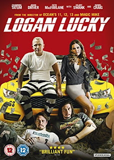 Logan Lucky – Roubo em Família Legendado Online