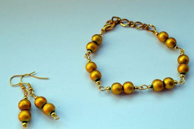 8d0ad1a4b89 Biżuteria handmade, rękodzieło artystyczne Kamila