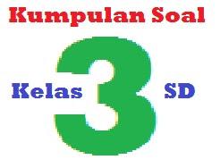 Soal IPS Kelas 3 SD - Lingkungan Alam dan Buatan