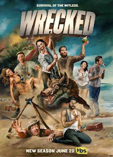 Wrecked Season 2 Poster