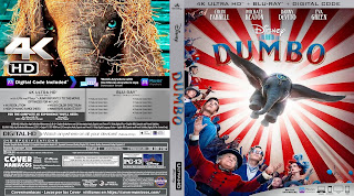 DUMBO – 2019 [COVER – 4KUHD]